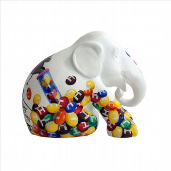 elephant parade-Love You Mum-Coccole e regali-aosta